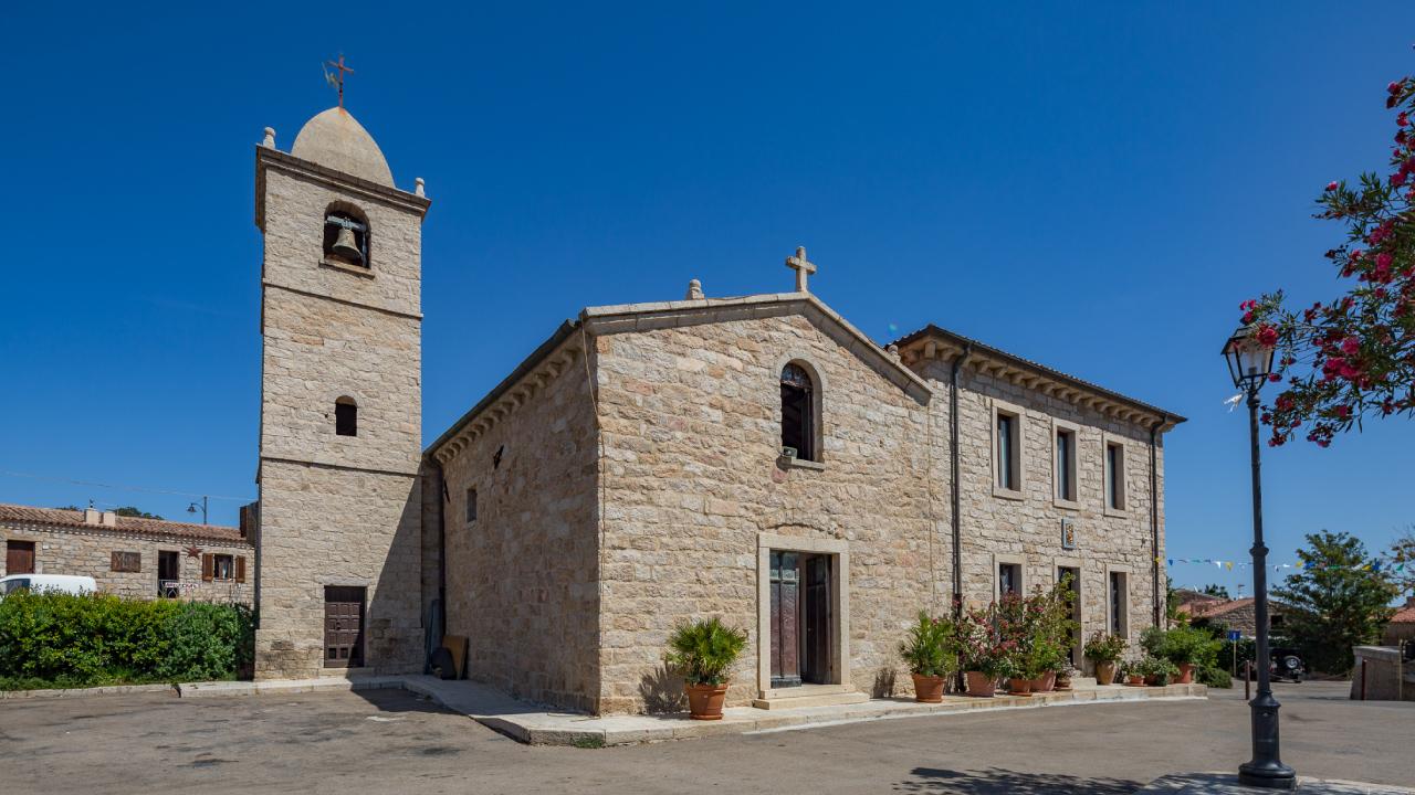 chiesa di san pantaleo hello olbia